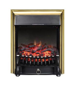 Электрокамин Royal Flame Fobos FX M Brass