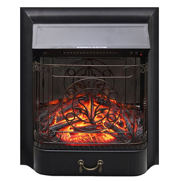 Электрокамин Royal Flame Majestic FX M Black